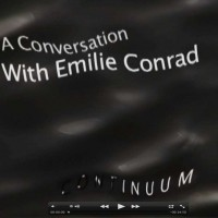 Continuum: A Conversation with Emilie Conrad!